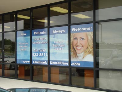 WINDOW GRAPHICS / ARCHITECTURAL
