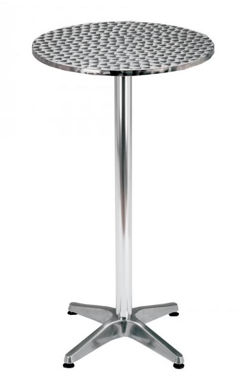 Coctail table metallic