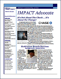 IMPACT Advocate~Fall 2013