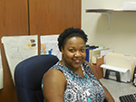Cassandra Richardson –  Training and Retention Coordinator