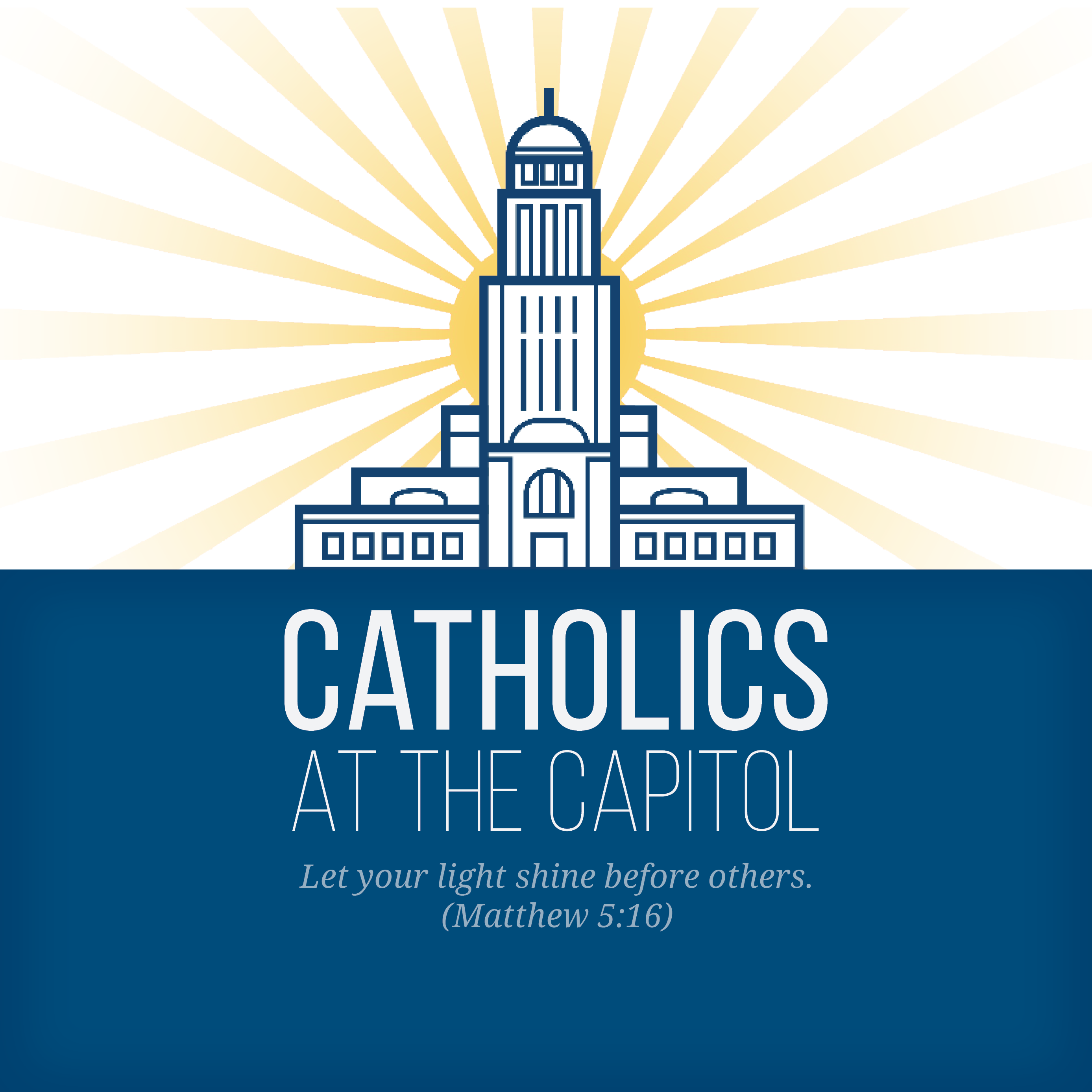 """Catholics at the Capitol"""