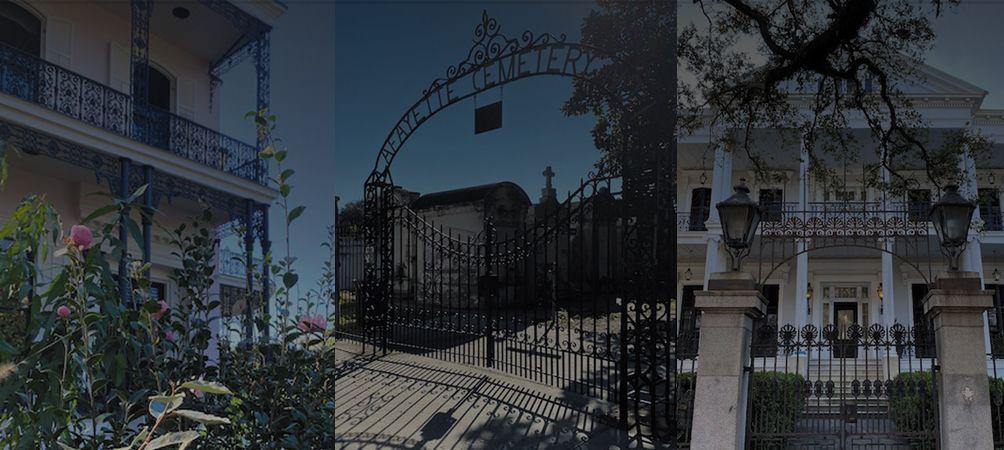 Tour the Opulent Garden District