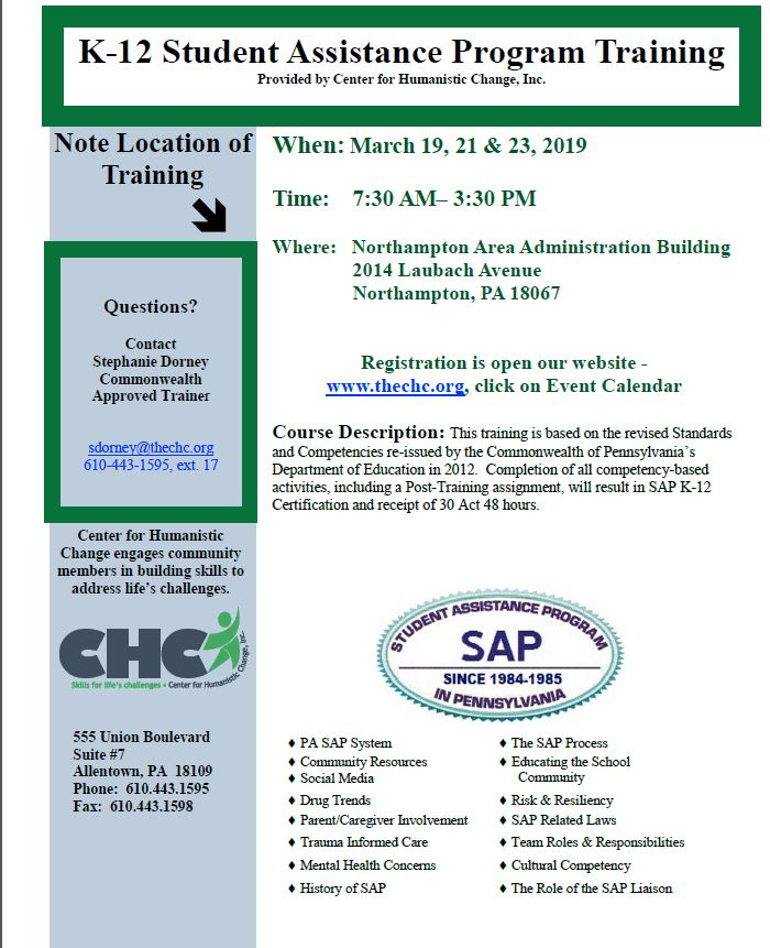 3-Day SAP Training