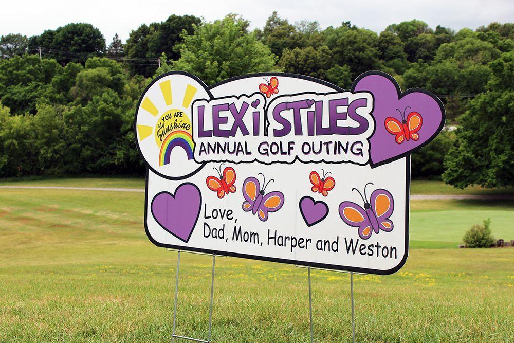 Lexi Stiles Memorial Golf Tournament