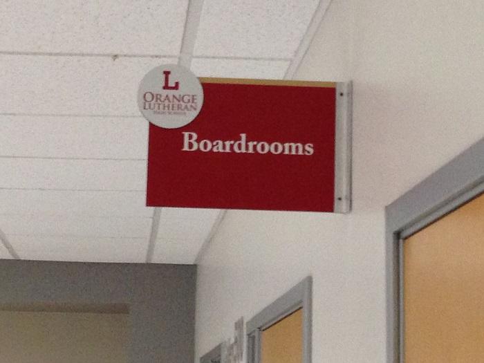 Office Identifier Signs