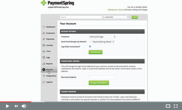 Introduction to PaymentSpring