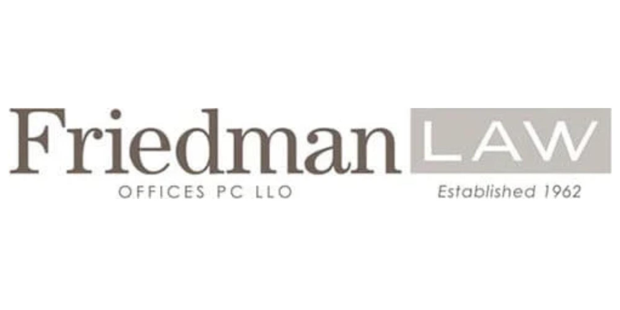Friedman Law
