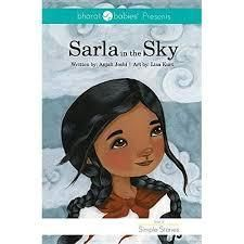 FREE Live Storytime! Sarla in the Sky by Anjali Joshi