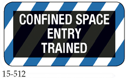 Confined Space Entry Trained