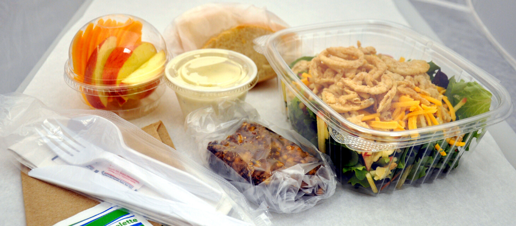 Box Lunches for all Sandwiches/Salads