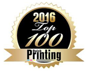 2016 Top 100 QuickPrinting Magazine