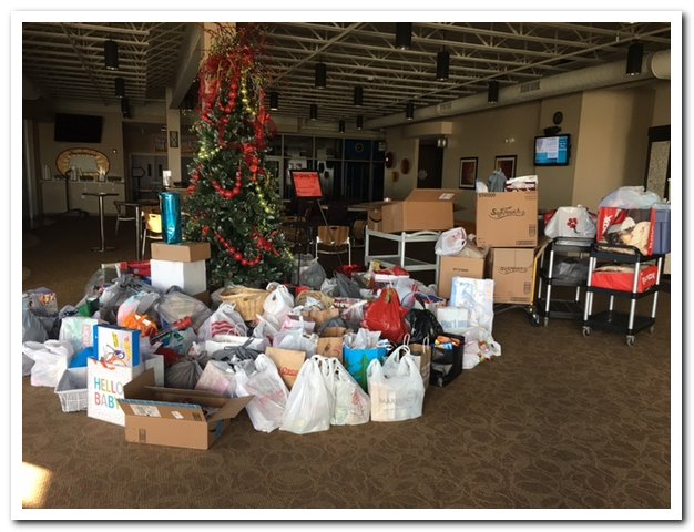 Calvary Church Giving Tree