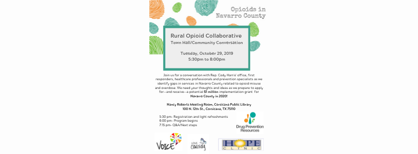 Rural Opioid Collaborative Town Hall