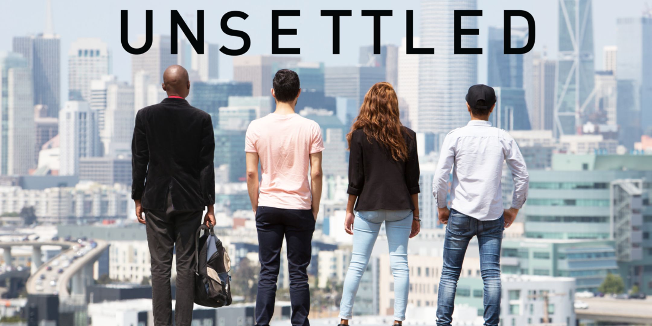 AMPLIFY AUSTIN KICKOFF FILM SCREENING: UNSETTLED