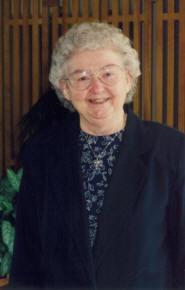 Sister Audrey Martin, OSB