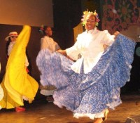 Grupo Cultural Latinos: Panama