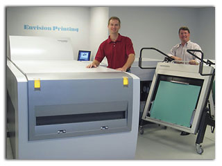 Heidelberg Suprasetter 74 with Full Automation