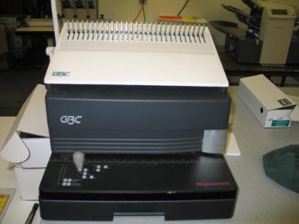 GBC MagnaPunch