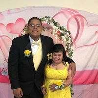 Khalil and Briana prom 2019