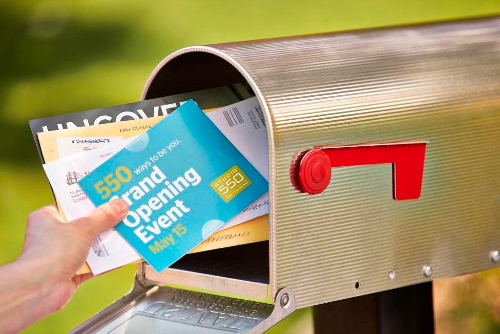 Get Noticed and Drive Sales With Direct Mail