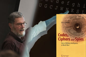 Knox Professor Reveals Unlikely Hero in War of Secret Coders