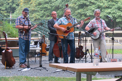 Bluegrass & BBQ Event August 10th Got Rave Reviews