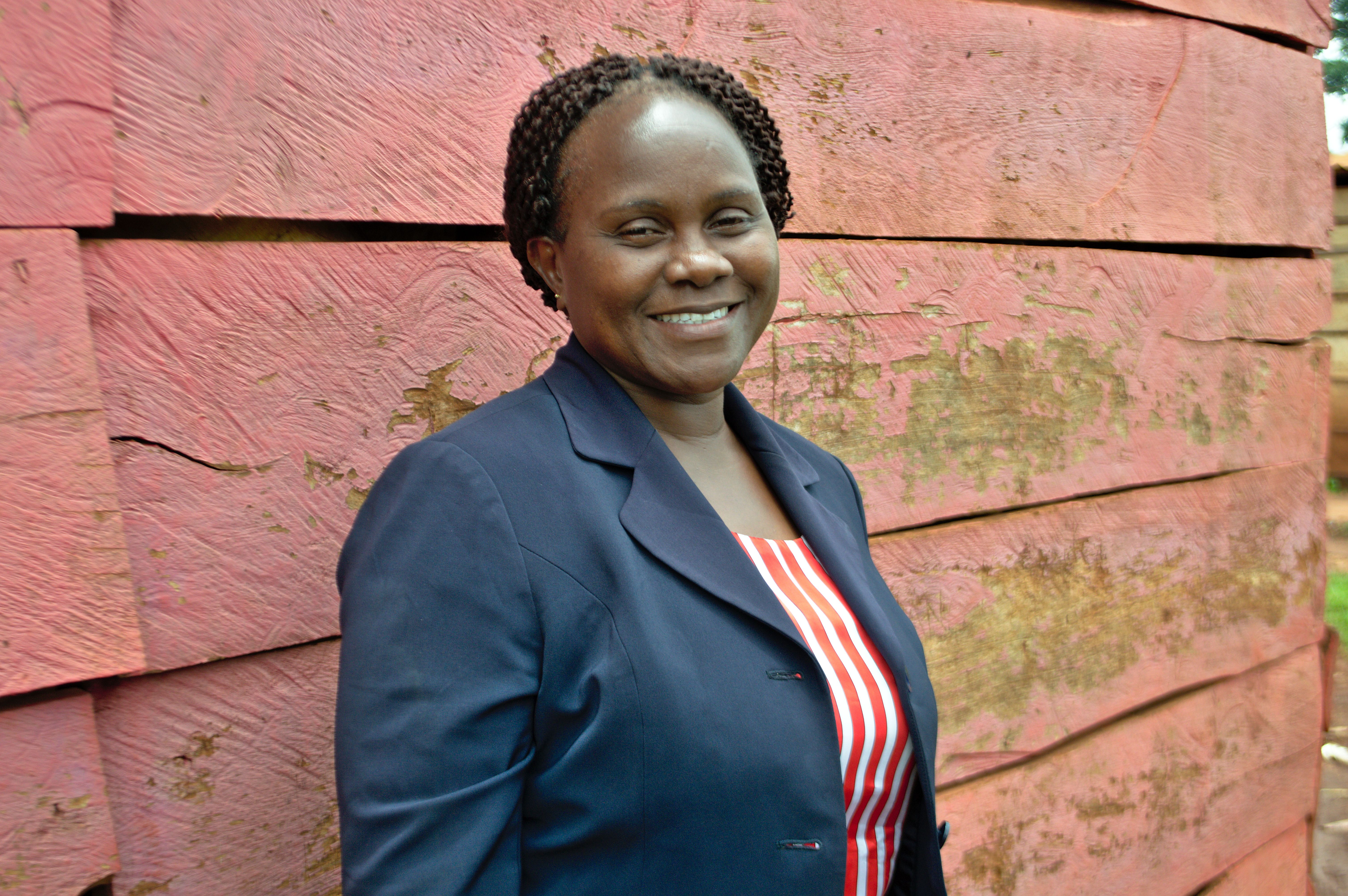 Harriet Nsubuga - WCFJC Business Coach | What WCFJC Means to Me