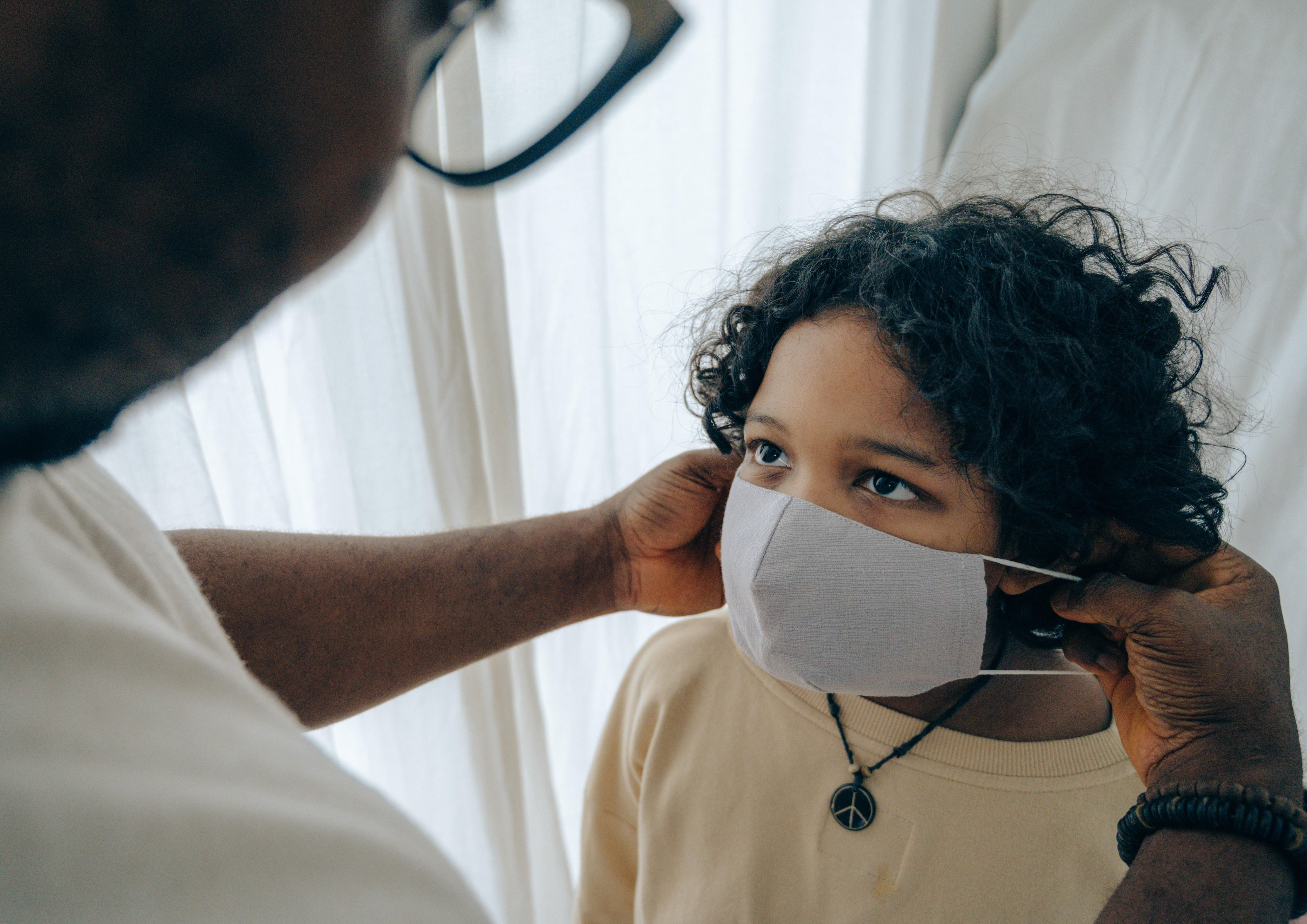 Recent Report Highlights the Negative Effects of the Covid-19 Pandemic on Children