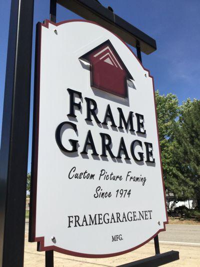 Frame Garage