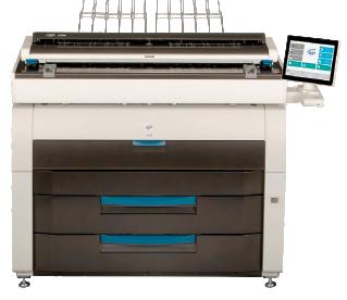 KIP 7770 Wide-Format Engineering Bond Printer