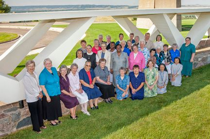 Annunciation Monastery to Host Federation of St. Benedict - July 17-22, 2012