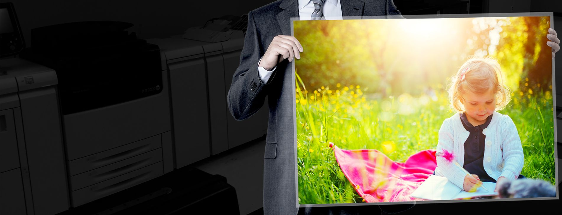 Make an impact with high quality prints.