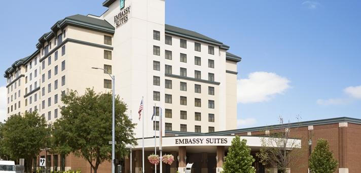 Embassy Suites Goes Zero Waste