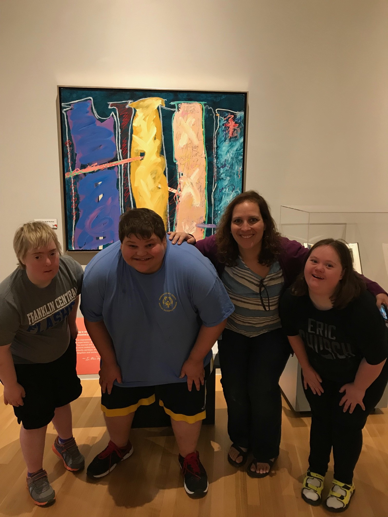 Trip to the Indiana State Museum