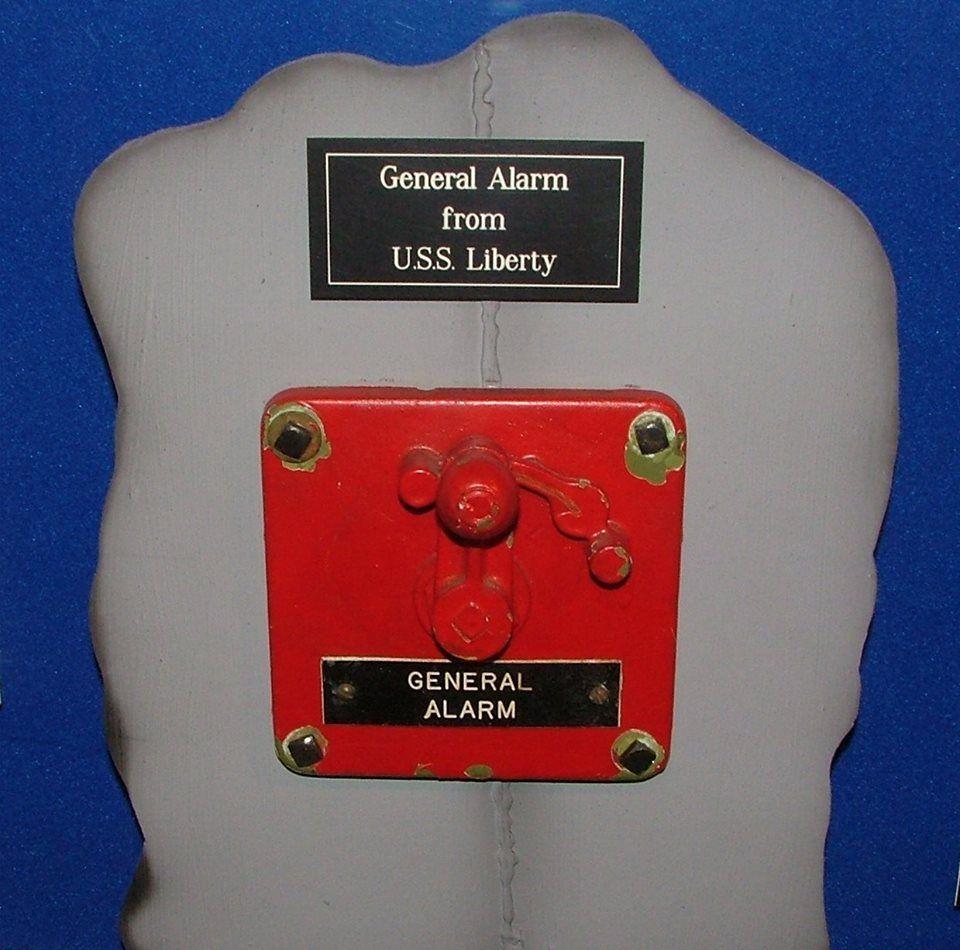 USS Liberty General Alarm