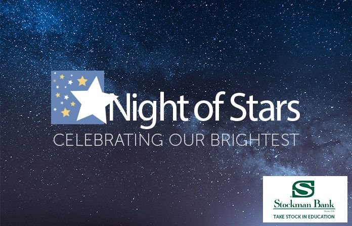 Night of Stars Scholarships Awarded to UMW Students