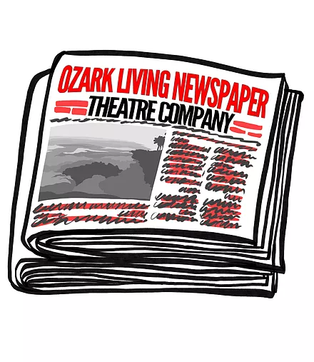 Ozark Living Newspape Theatre | District 6: Faulkner County