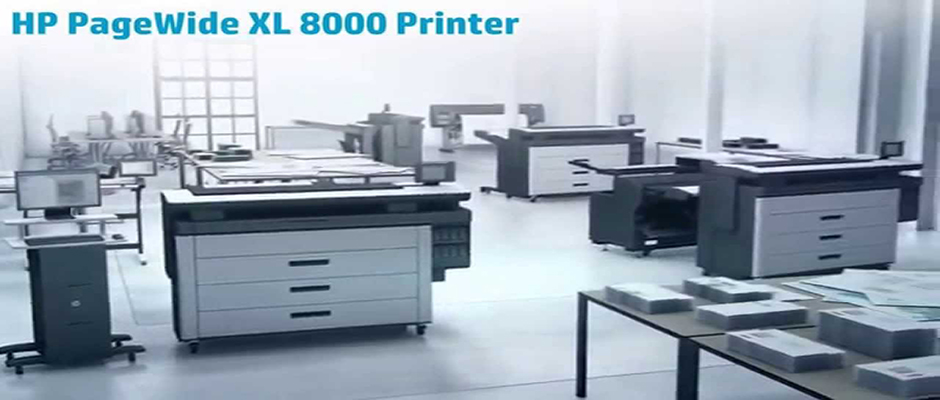 HP 8000 XL PRINTER