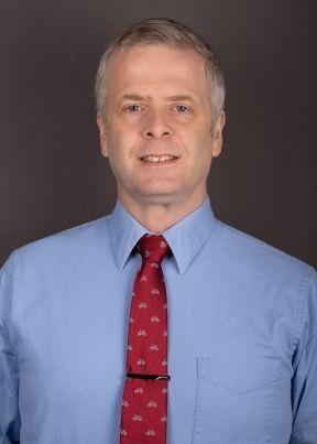 Stephen Auman, Library Assistant & Maintenance