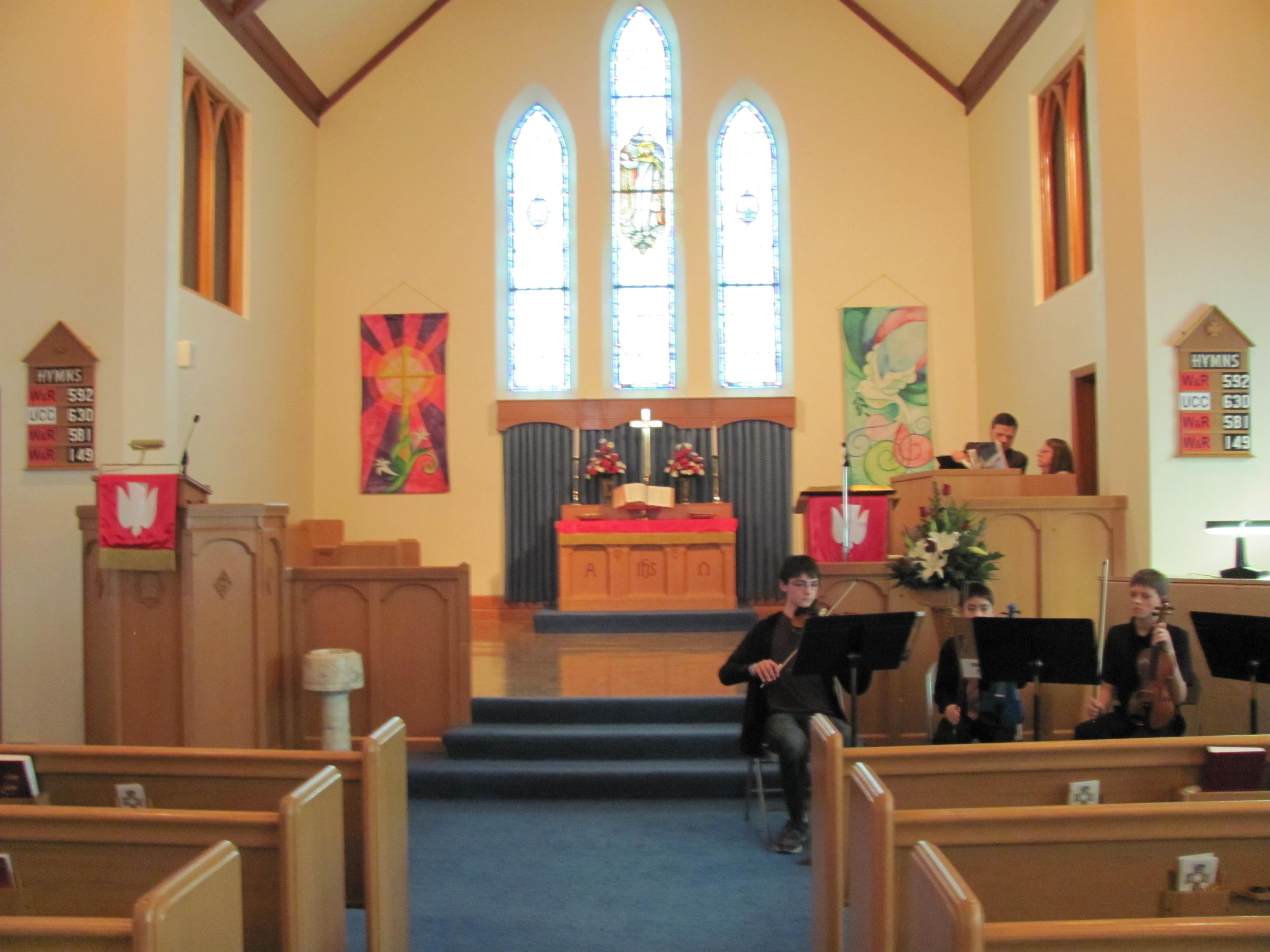 First Congregational UCC Norfolk
