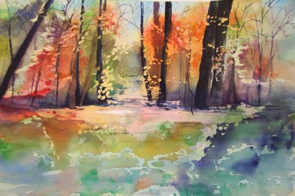 New Art Exhibition Featuring Artist CHRISTINE DUPUIS At Riverhead Town Hall Gallery (posted February 24, 2017)