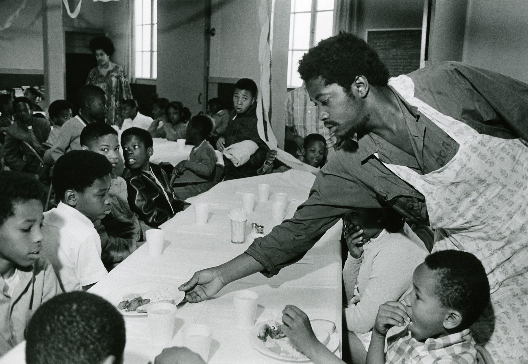 The Black Panthers and the Breakfast for Children Program