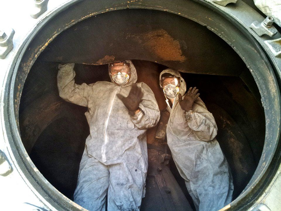 ANNUAL SMOKEBOX CLEANING