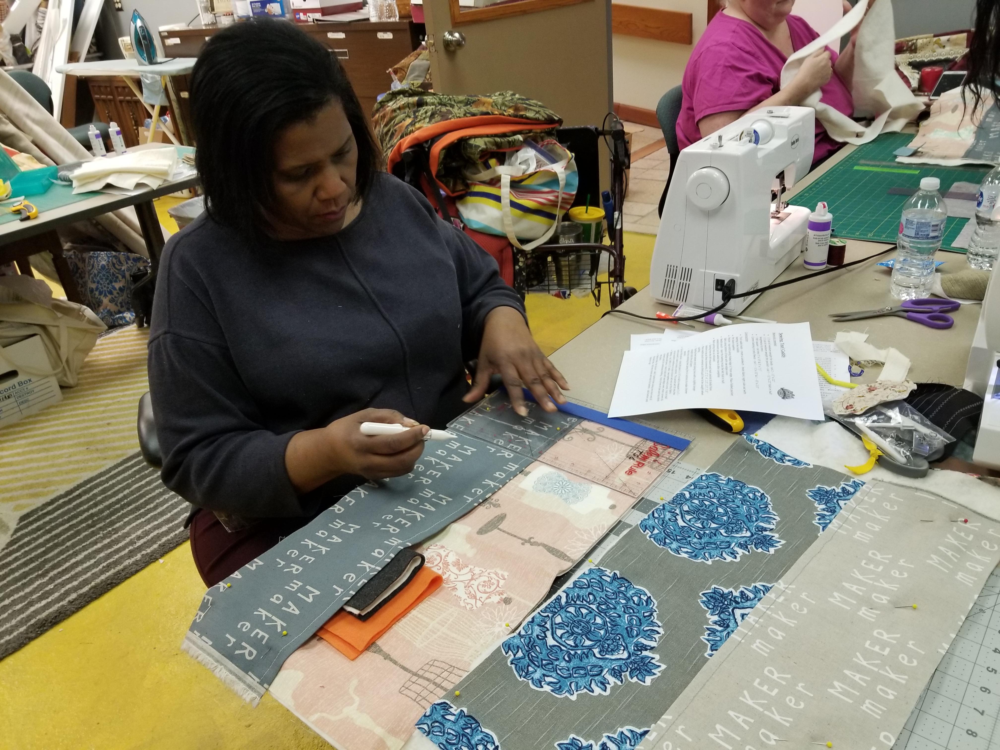 Phase1 - Sewing Basics - Seams & Seam Finishes