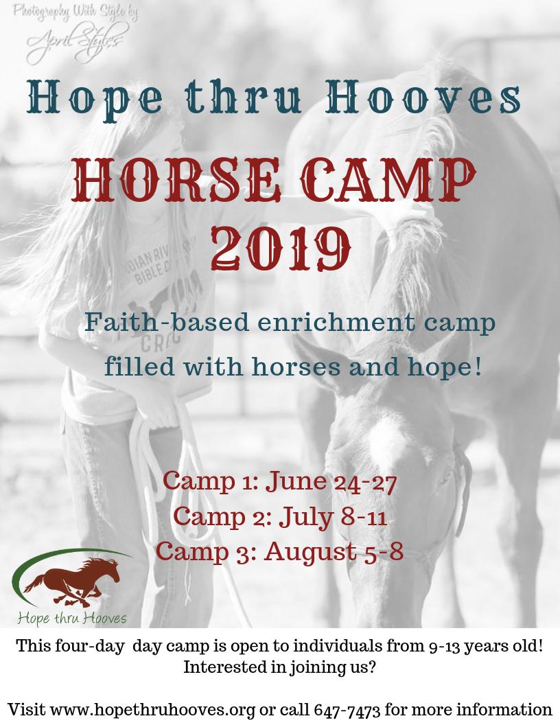 Horse Camp - #3