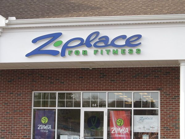 Channel Letters, Internally Illuminated with LEDs, Vinyl Covered Acrilic Faces for Color Matching, Logo Style