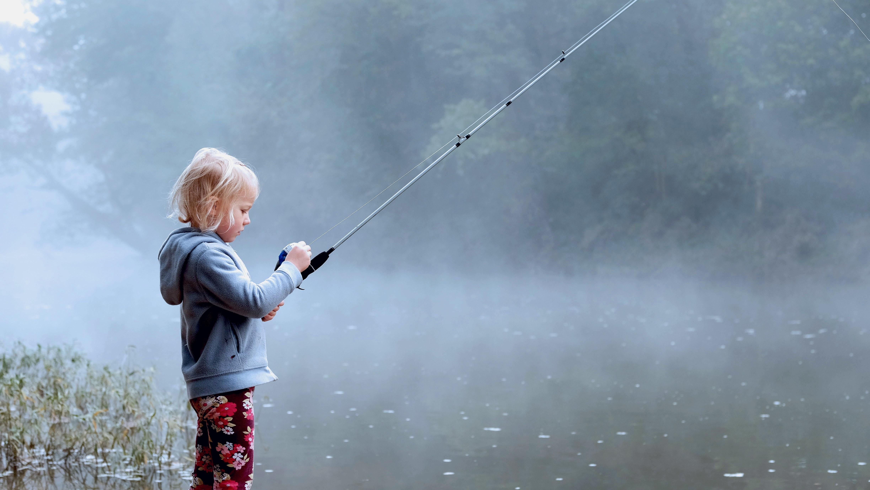Kids That Fish