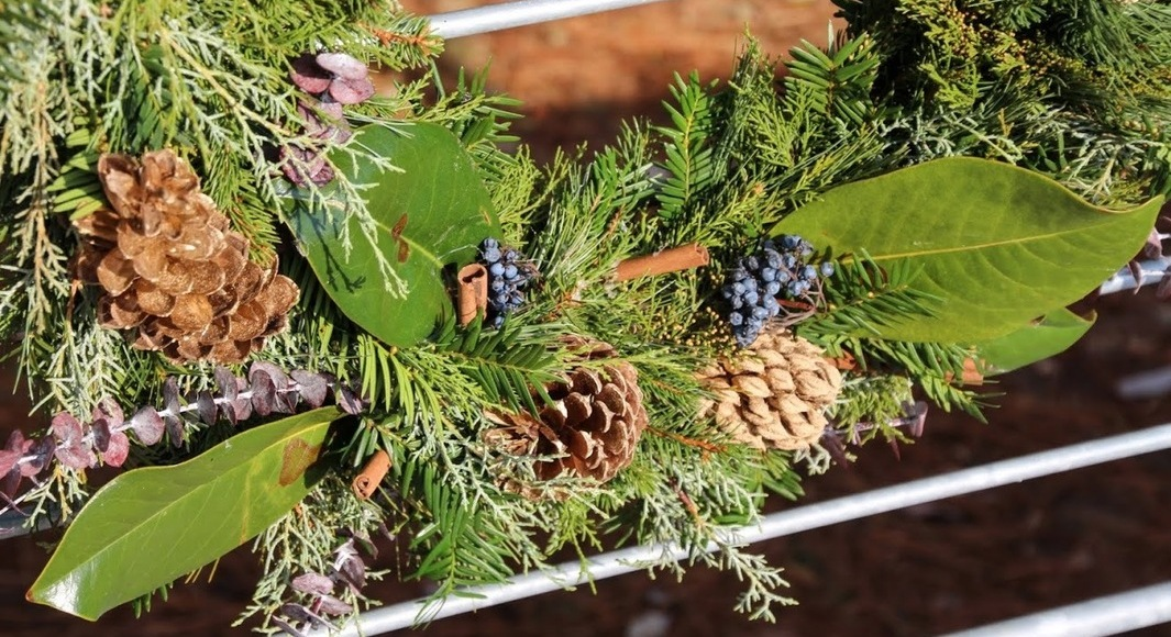 Holiday Wreath Sale & Open House—December 7