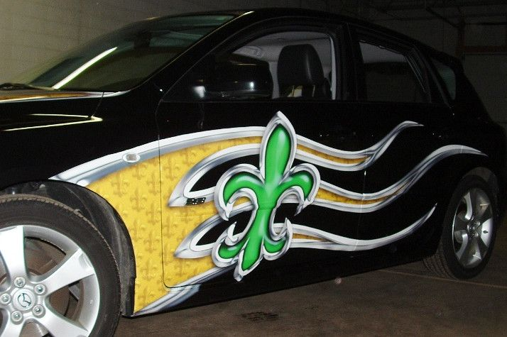 Car Customizing, Striping, & Wraps