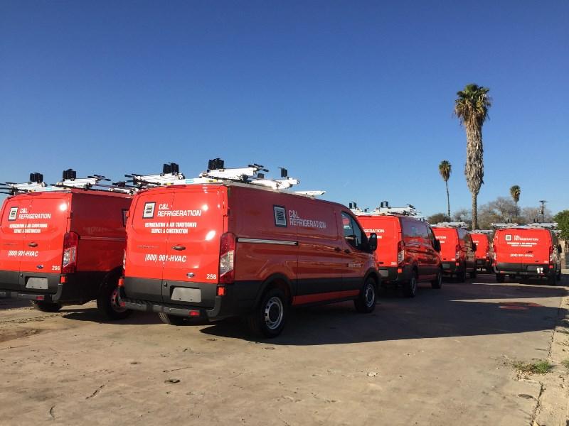 Fleet Graphics Programs Orange County CA